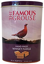 The Famous Grouse Whisky Fudge, 10.7- Ounce