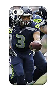 Iphone 5/5s Case Bumper Tpu Skin Cover For Seattleeahawks Accessories