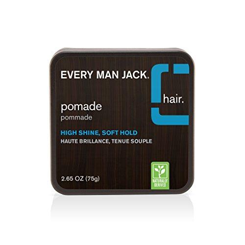Every Man Jack Pomade, Signature Mint, 2.65 Ounce
