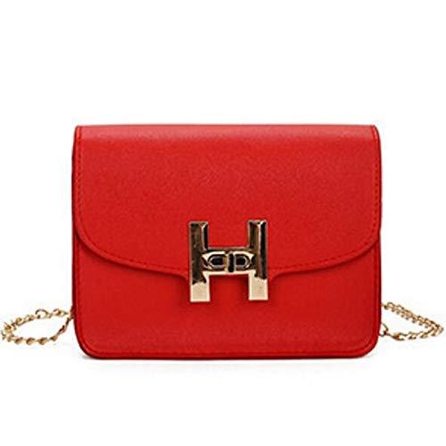 Buttons Red Black Shoulder PU Grey Light GMYAN Women's Bag Bags Black wnqACAUx70