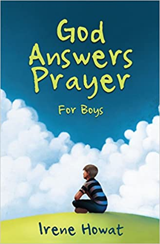 Book God Answers Prayer for Boys