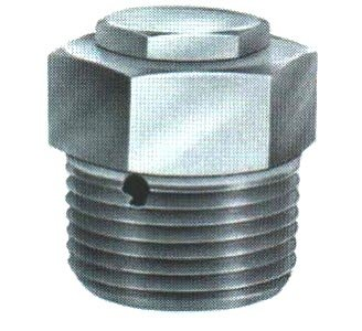 A3432-4, Qty  5 - Vent Plug with Filter, Breather plug, 1/2