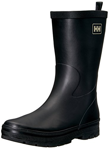 Helly Hansen Womens W Midsund 2 Regenlaars Zwart / Naturel / Glanzend