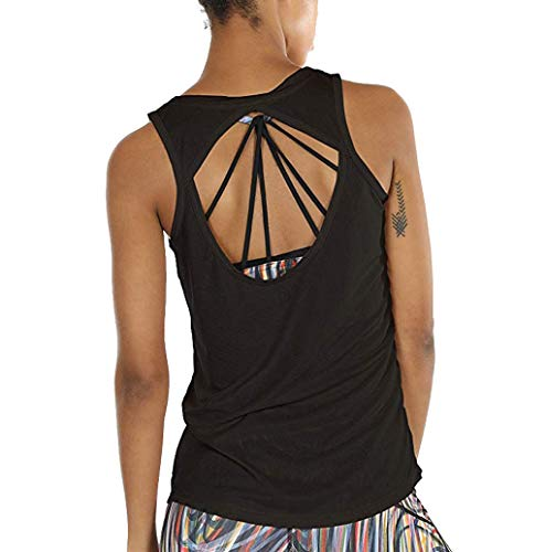 Womens Pump Day Fitness GYM Workout Racerback Casual Tank Tops