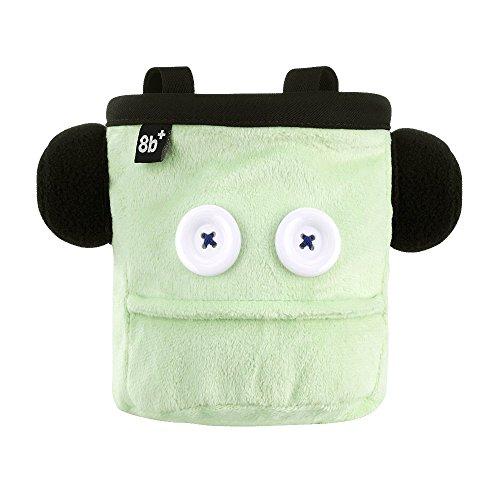 8bplus Chalkbag 8b+ inkl. Bauchgurt, Tasche und Karabiner