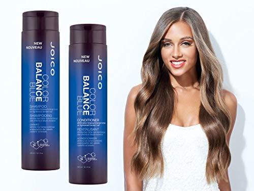 Joico Color Balance Blue Shampoo, 10.1-Ounce