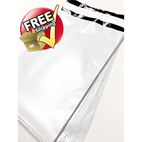 1,000 - 6x9inches Poly Mailers, Cheap Price Mailers, 2.5 Mil Envelopes, Plastic Shipping Bags with Self Sealing Strip, Industrial Standard Poly Mailer Envelope
