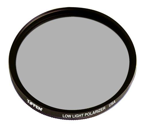 Tiffen 43LLPOL 43mm Standard Rotating Low Light Polarizer Filter