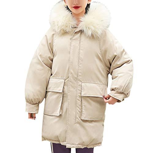 Abrigos chaqueta Moda Chándales Camisa Top Invierno Needra Sección Manga De La Larga Blusa Camisas Sudadera Largos Mujer Confort Ocio Beige Estilo Suéter 2019 En Abrigo Último p5BOwqB6