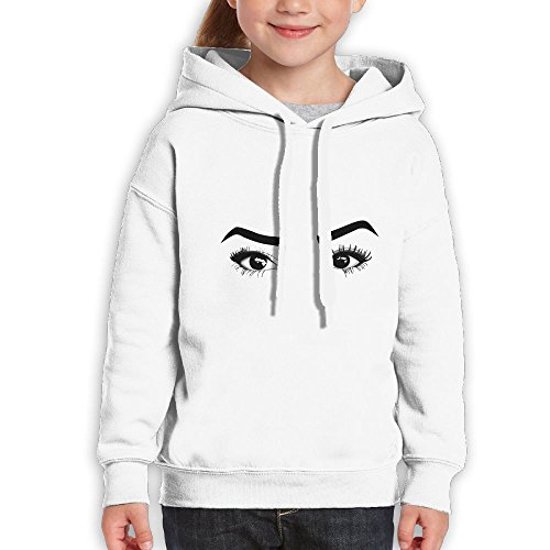 Nice Liza Youth Girl Pullover Koshy Beauty Eyes Tops Hoodies 5 9 Years Old