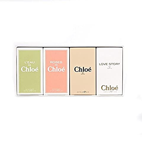 Parfums Chloe Les 4 Piece Gift (7,5 Ml Edt)