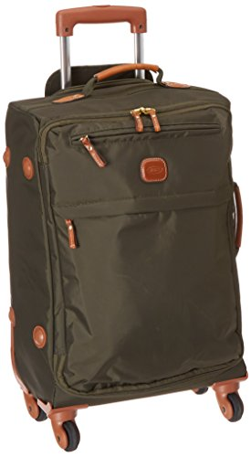 Bric's 21 Inch Carry On Spinner, Olive, One Size by Bric's