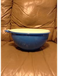 Want Tupperware Thatsa Bowl 19-cup in Salt Water Taffy Blue by Tupperware dispense