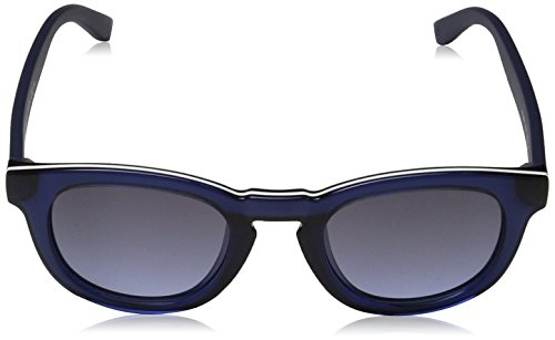 Blue 1281 TH Hilfiger S Sonnenbrille Tommy Dkbrown WYRq7nHHxw