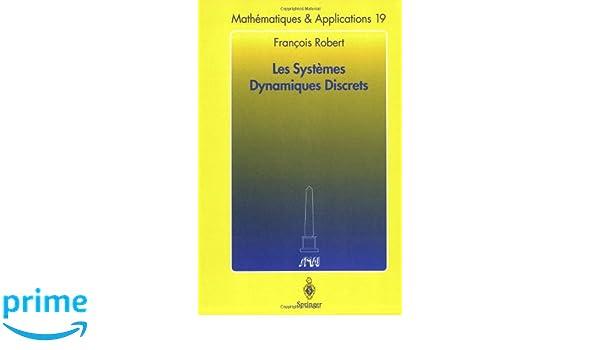 les systemes dynamiques discrets