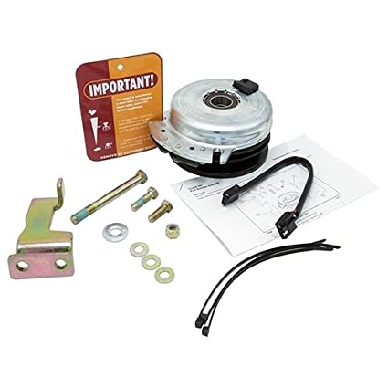 Amazon com : Hustler Raptor Lawn Mower Electric Clutch Kit OEM Part