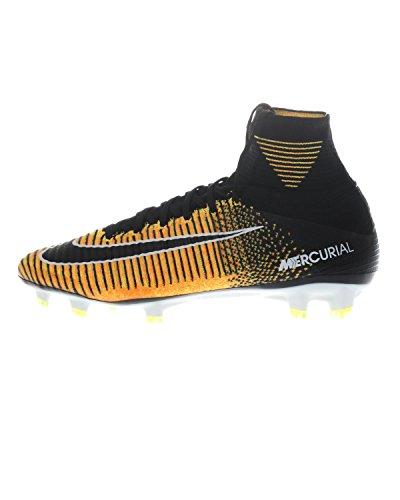 Nike Herren Mercurial Superfly V Df Fg Fußballschuhe Laser Arancione / Nero-bianco-volt