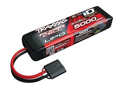 (Traxxas 2872X 5000mAh 11.1V 3S 25C LiPo Battery)