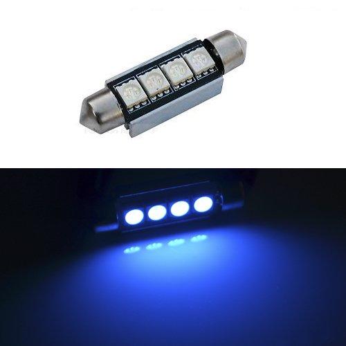 JDM ASTAR 1pc Error Free 569 578 211-2 212-2 LED Bulbs for Trunk Lights ,Interior Dome Lights, Map lights,Ultra Blue