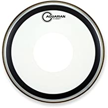 Aquarian Drumheads HE14 Hi-Energy 14-inch Snare Drum Head, with Dot