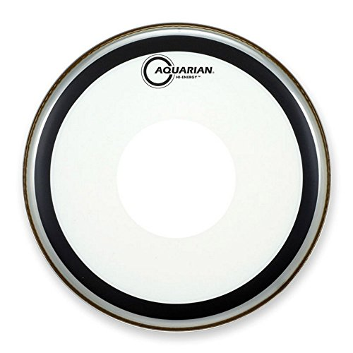 Aquarian Drumheads HE14 Hi-Energy 14-inch Snare Drum Head, with Dot (Aquarian High Energy compare prices)