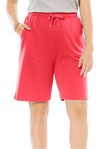 Women's Plus Size Sport Knit (Lovely Cotton Short)