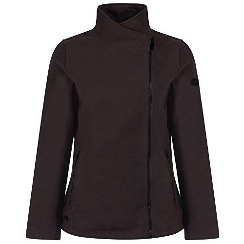 Regatta Great Outdoors Womens/Ladies Raelynn Full Zip Fleece Jacket (8 US) (Ash)