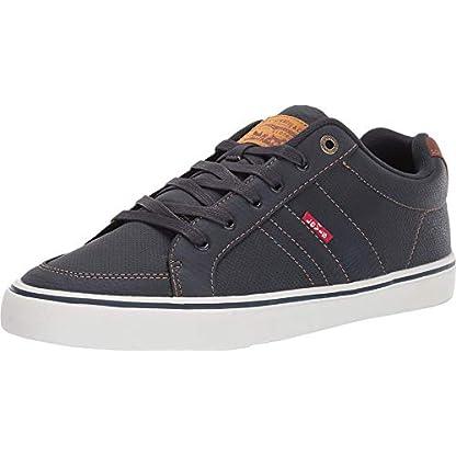 Levi's Mens Turner Tumbled Wax Casual Fashion Sneaker Shoe 1