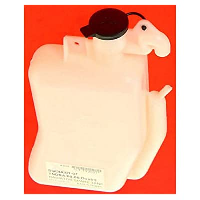 Make Auto Parts Manufacturing - COOLANT RECOVERY TANK DBL CAB - TO3014116: Automotive