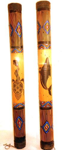 Regenmacher Rainmaker aus Bambus 60 cm