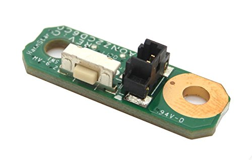 HP Touchsmart 310 PC Eject Button Board DAONZ2CD6C0 (Hp Touchsmart 310 Pc)