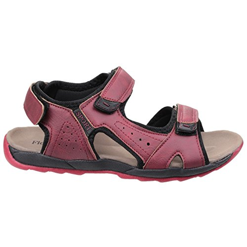 Wine Summer Size Saturn 36 Sandal Female Fo 8qI1Zn