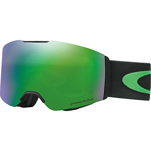 Oakley Fall Line Asian Fit Snow Goggles, Canteen Jade, - Canteens Oakley