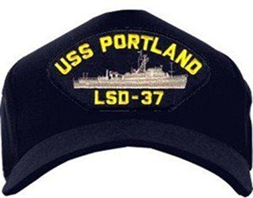 MilitaryBest USS Portland LSD-37 Ships Ball Cap