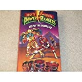 Mighty Morphin Power Rangers: Day of the Dumpster [VHS]