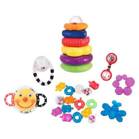 Sassy 21-piece Toy and Teether Gift Set - Assorted ()