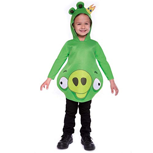 Angry Birds Green Pig Costume - 2T -