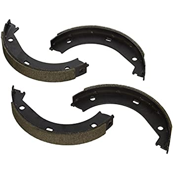 Bosch BS856 Blue Drum Parking Brake Shoe Set