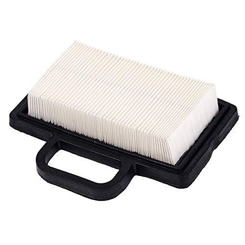 HIFROM(TM Replacement Flat Air Filter Cartridge for Briggs & Stratton 792101 5408H 401577 405577 406777 407777 40G777 Overhead Lawn Mower Air Cleaner