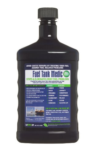 Fuel Medics 37353 Fuel Tank Medic Fuel Treatment and Stab...