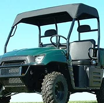 2009-14 Polaris Ranger Full Size XP 700//800 Soft Top By Over Armour Offroad PO-09RANGER-TC01