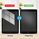 [2 Pack] ipad pro 10.5 Screen Protector, Paper-Like