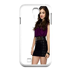 Samsung Galaxy S4 9500 Cell Phone Case White Lucy Hale LV7014387