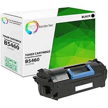Dell Toner Cartridge B5460dn//B5465dnf Laser Printers T6J1J