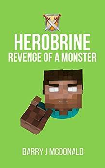 Herobrine Revenge Monster Book ebook product image