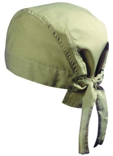 Myrtle Beach Bandana Kopftuch, Biker Hat, Piratentuch, 16 Farben Khaki,1 St?ck