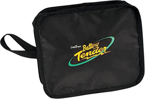 BATTERY TENDER Small 4 X 6 Inches Battery Tender Pouch