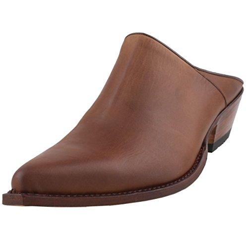 Western bottes-sabots 4977–homme-marron