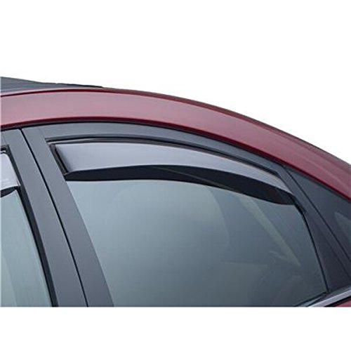 weathertech-72368-2005-2010-acura-rl-light-side-window-deflector-complete-set