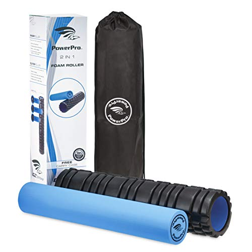 PowerPro 2-in-1 Foam Rollers: 24